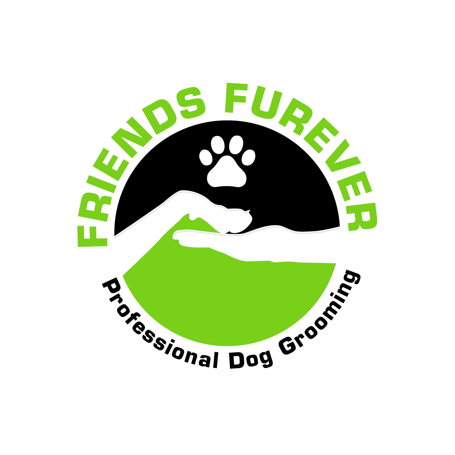 Friends Furever logo
